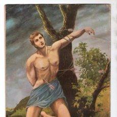 Tebeos: VIDAS EJEMPLARES # 60 NOVARO 1959 SAN SEBASTIAN SOLDADO Y MARTIR MUY BUEN ESTADO. Lote 114710171