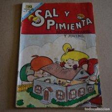 Tebeos: SAL Y PIMIENTA Nº 39. NOVARO 1968. LITERACOMIC.. Lote 97347147