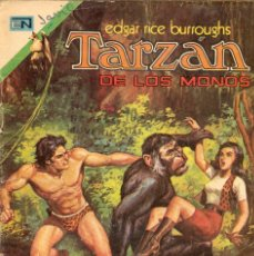 Tebeos: TARZÁN Nº 443. EDITORIAL NOVARO, 1975. DIBUJOS DE CELARDO. Lote 97398663