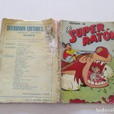 Tebeos: ALBUM DE EL SUPER RATÓN. RM82975. . Lote 97482379