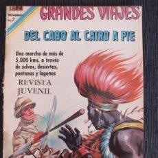 Tebeos - GRANDES VIAJES Nº 84 EDITORIAL NOVARO - 97518363