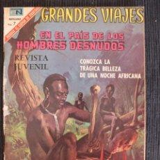 Tebeos: GRANDES VIAJES Nº 92 EDITORIAL NOVARO. Lote 97518607