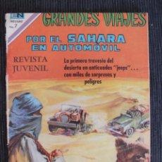 Tebeos: GRANDES VIAJES Nº 94 EDITORIAL NOVARO. Lote 97518683
