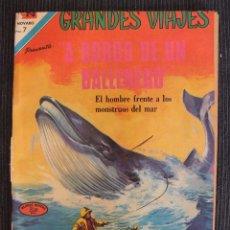 Tebeos: GRANDES VIAJES Nº 106 EDITORIAL NOVARO. Lote 97518867