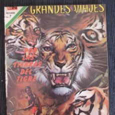 Tebeos: GRANDES VIAJES Nº 107 EDITORIAL NOVARO. Lote 97518923