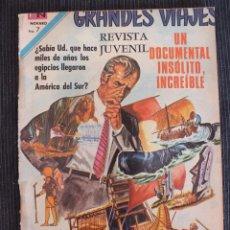 Tebeos: GRANDES VIAJES Nº 108 EDITORIAL NOVARO. Lote 97518987
