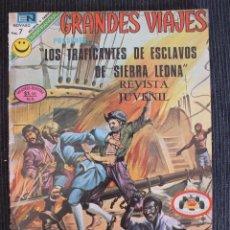 Tebeos: GRANDES VIAJES Nº 117 EDITORIAL NOVARO. Lote 97519059