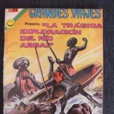 Tebeos: GRANDES VIAJES Nº 119 EDITORIAL NOVARO. Lote 97519135
