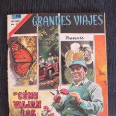 Tebeos: GRANDES VIAJES Nº 138 EDITORIAL NOVARO. Lote 97519299