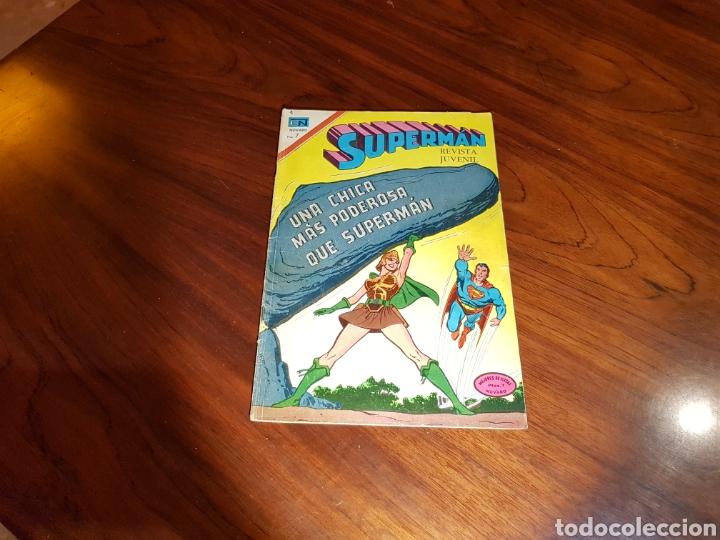 SUPERMAN 850 BUEN ESTADO NOVARO (Tebeos y Comics - Novaro - Superman)