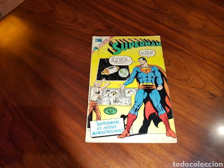 SUPERMAN 913 MUY BUEN ESTADO NOVARO (Tebeos y Comics - Novaro - Superman)
