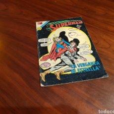 Tebeos: SUPERMAN 879 NOVARO. Lote 97757119