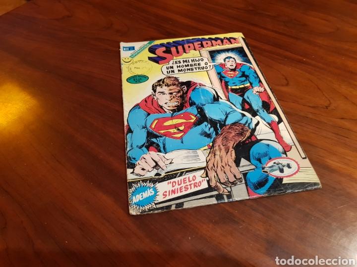 SUPERMAN 872 NOVARO (Tebeos y Comics - Novaro - Superman)