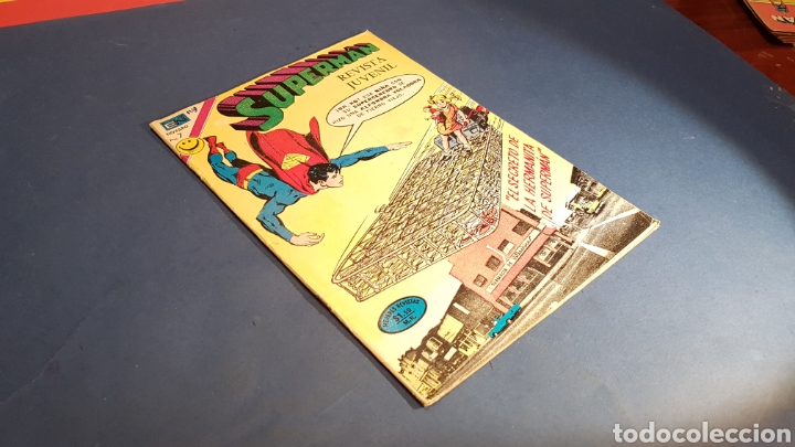 SUPERMAN 884 MUY BUEN ESTADO NOVARO (Tebeos y Comics - Novaro - Superman)