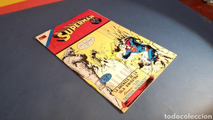 SUPERMAN 956 MUY BUEN ESTADO NOVARO (Tebeos y Comics - Novaro - Superman)