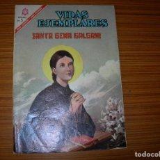 Tebeos: VIDAS EJEMPLARES Nº 229 EDITA NOVARO . Lote 97796759