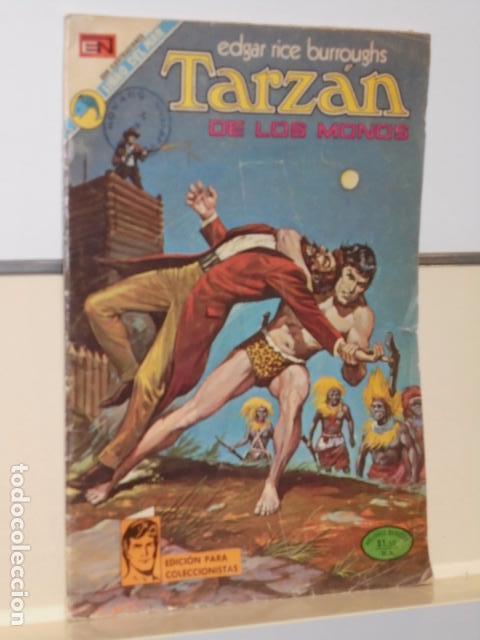 TARZAN AÑO XXIII 23 Nº 353 5 DE JULIO DE 1973 - NOVARO - (Tebeos y Comics - Novaro - Tarzán)