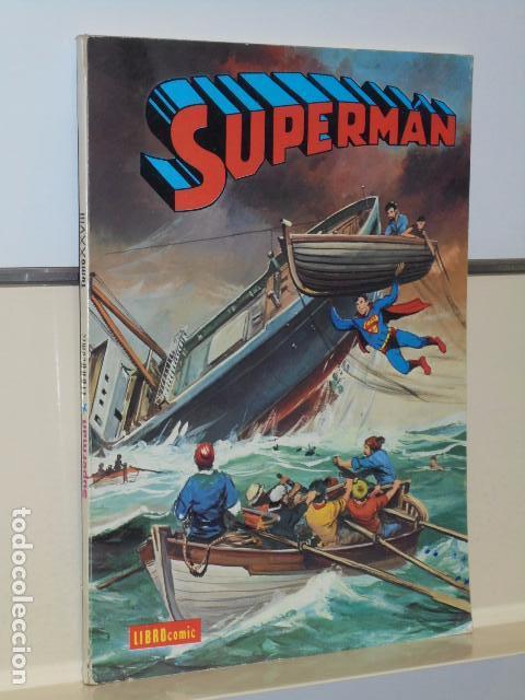 SUPERMAN LIBRO COMIC TOMO 28 - NOVARO - (Tebeos y Comics - Novaro - Superman)