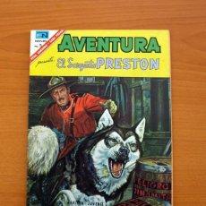 Tebeos: AVENTURA Nº 477 - EL SARGENTO PRESTON - EDITORIAL NOVARO 1967. Lote 97850667