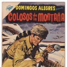 Tebeos: COLOSOS DE LA MONTAÑA NUMERO 170. Lote 98009787
