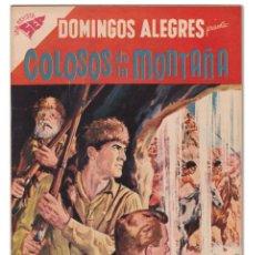 Tebeos: COLOSOS DE LA MONTAÑA NUMERO 206. Lote 98009919