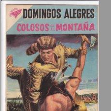Tebeos: COLOSOS DE LA MONTAÑA NUMERO 264. Lote 98010015