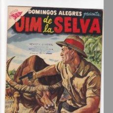 Tebeos: JIM DE LA SELVA NUMERO 168. Lote 98010411