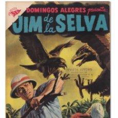 Tebeos: JIM DE LA SELVA NUMERO 186. Lote 98010655