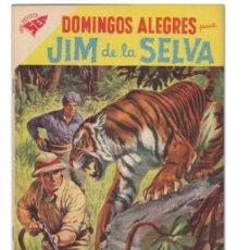 Tebeos: JIM DE LA SELVA NUMERO 212. Lote 98010855