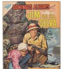 Tebeos: JIM DE LA SELVA NUMERO 263. Lote 98011131