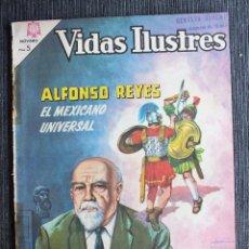 Tebeos: VIDAS ILUSTRES Nº 134 EDITORIAL NOVARO. Lote 98069007