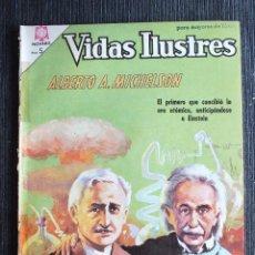 Tebeos: VIDAS ILUSTRES Nº 137 EDITORIAL NOVARO. Lote 98069075