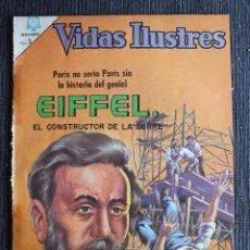 Tebeos: VIDAS ILUSTRES Nº 141 EDITORIAL NOVARO. Lote 98069143