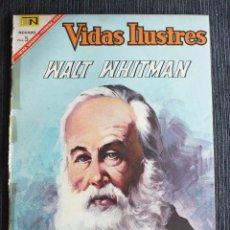 Tebeos: VIDAS ILUSTRES Nº 165 EDITORIAL NOVARO. Lote 98069911