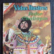 Tebeos: VIDAS ILUSTRES Nº 171 EDITORIAL NOVARO. Lote 98070039