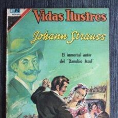 Tebeos: VIDAS ILUSTRES Nº 177 EDITORIAL NOVARO. Lote 98070127