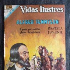 Tebeos: VIDAS ILUSTRES Nº 180 EDITORIAL NOVARO. Lote 98070215