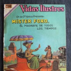 Tebeos: VIDAS ILUSTRES Nº 240 EDITORIAL NOVARO. Lote 98070407