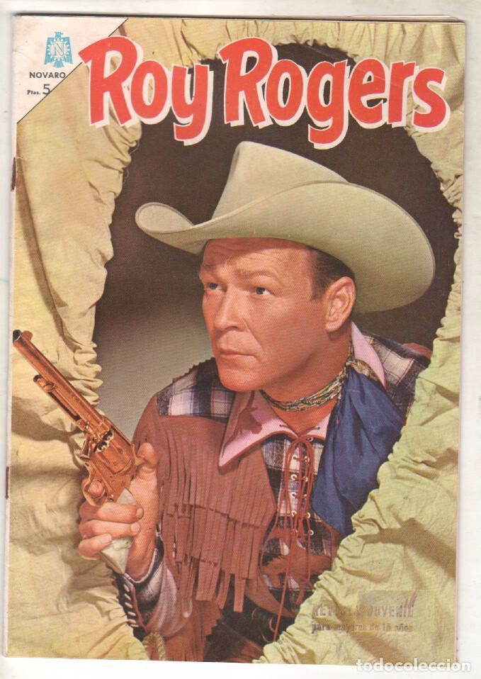 ROY ROGERS Nº 147 - NOVARO 1964 - MUY BUENA CONSERVACIÓN (Tebeos y Comics - Novaro - Roy Roger)