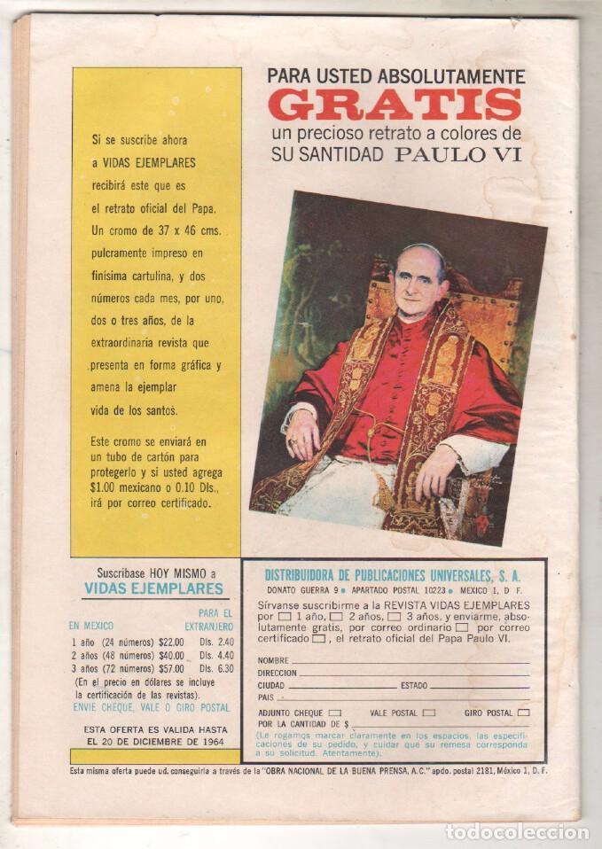 Tebeos: ROY ROGERS Nº 147 - NOVARO 1964 - MUY BUENA CONSERVACIÓN - Foto 2 - 98167879