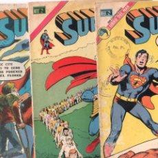 Tebeos: SUPERMAN NOVARO NºS 917 - 947 - 964. Lote 98167979