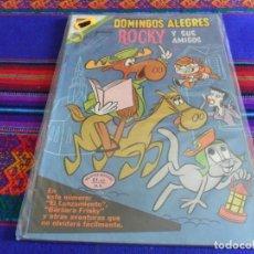 Tebeos: DOMINGOS ALEGRES Nº 974 ROCKY Y SUS AMIGOS. NOVARO 1973. MUY BUEN ESTADO.. Lote 98203807