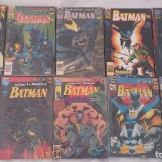 Tebeos: BATMAN, LA CAÍDA DEL MURCIÉLAGO.. Lote 98620075