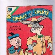 Tebeos: CONEJO DE LA SUERTE. Lote 98664403