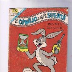 Tebeos: CONEJO DE LA SUERTE. Lote 98664435