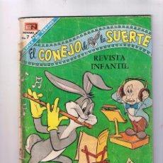 Tebeos: CONEJO DE LA SUERTE. Lote 98664491