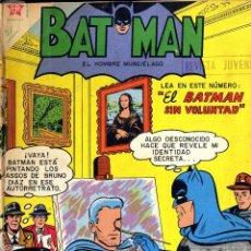 Tebeos: ENCUADERNADO NOVARO SUPERMAN , BATMAN, AUTRY, EL HALCON DE ORO,CASTORCITO ETBIBILOTECA FRONTAL ABAJO. Lote 98875971