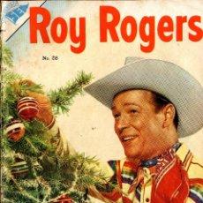 Tebeos: ROY ROGERS DIBUJADOS POR JOHN BUSCEMA NºS ENTRE EL 28 Y 46 EÑO 1954 PROCEDEN DE ENCUADERNACIÓN BIBLI. Lote 99243099