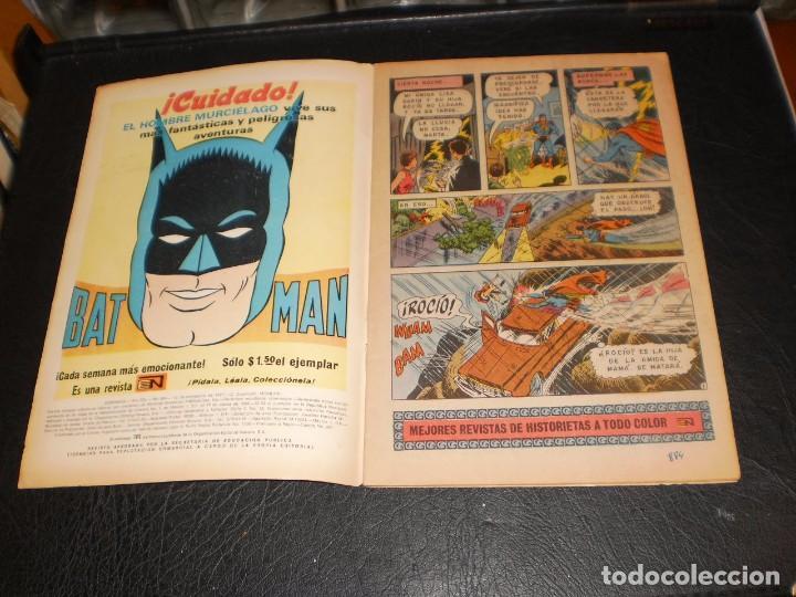 Tebeos: SUPERMAN nº 884 - NOVARO – 1972 - Foto 2 - 99353703