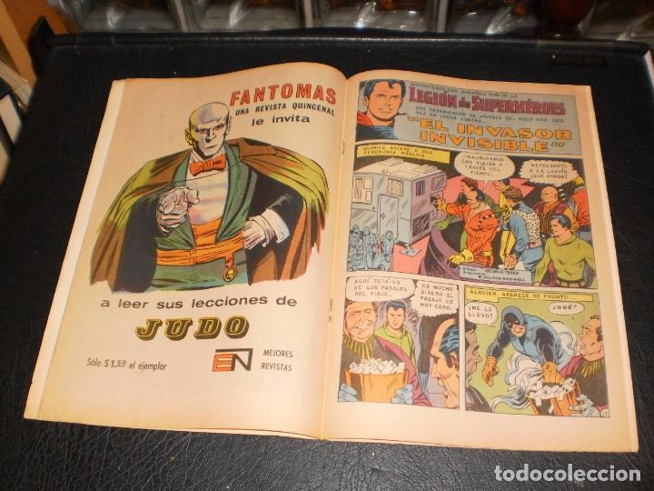 Tebeos: SUPERMAN nº 884 - NOVARO – 1972 - Foto 3 - 99353703